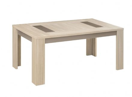 Atlanta Light Oak Rectangle Table